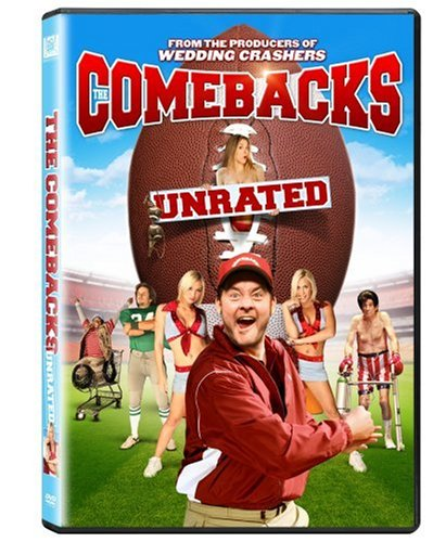 The Comebacks (Unrated Edition) DVD Image