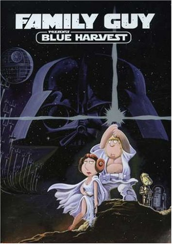 Family Guy: Blue Harvest (Special Edition) DVD Image