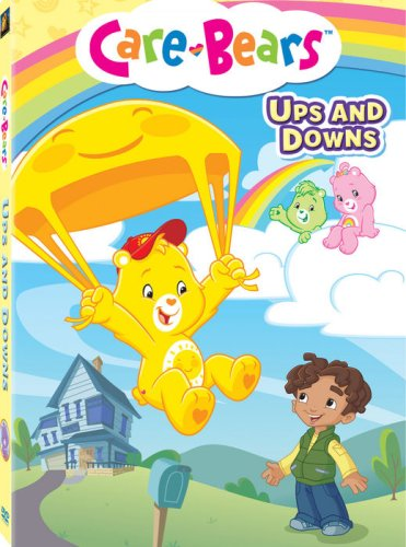 Care Bears: Ups and Downs DVD Image