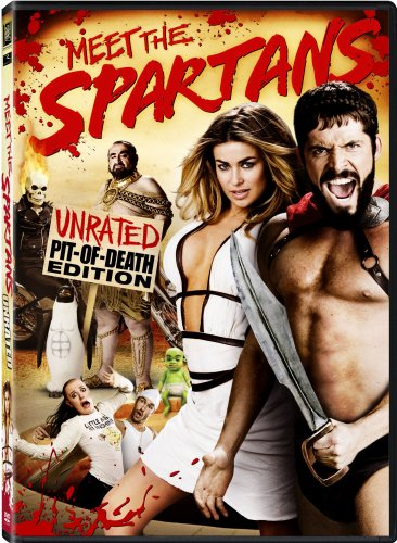 Meet The Spartans (Unrated Version/ Pit Of Death Edition) DVD Image
