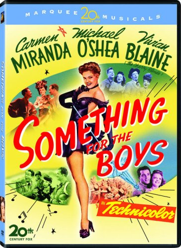 Something for the Boys DVD Image