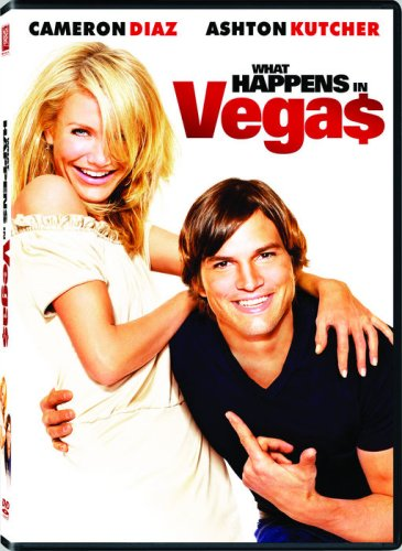 What Happens In Vegas DVD Image