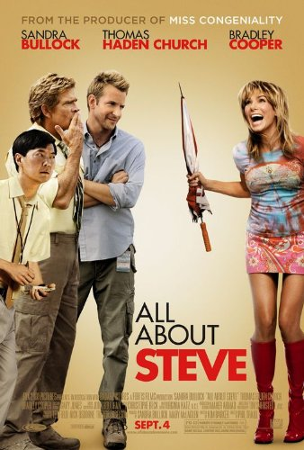 All About Steve DVD Image