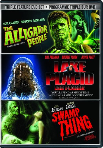 Stay out of the Water Triple Feature DVD Image