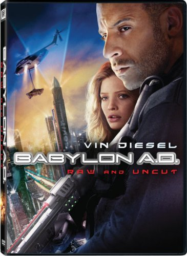 Babylon A.D. (PG-13 & Unrated Versions) DVD Image