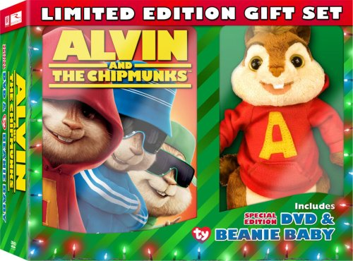 Alvin and the Chipmunks DVD Image