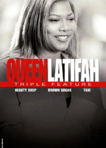 Queen Latifah Triple Feature: Brown Sugar / Taxi (2004) / Beauty Shop (2005) DVD Image