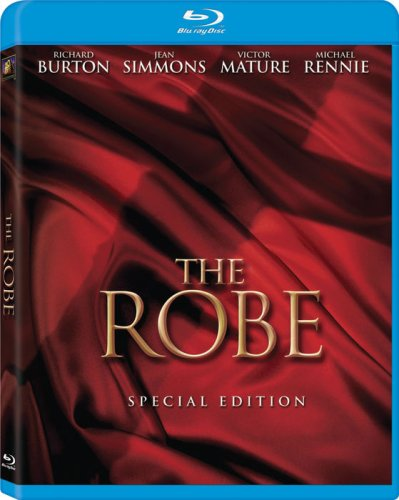 The Robe [Blu-ray] DVD Image