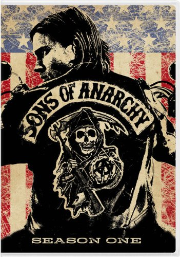Sons Of Anarchy: Season 1 DVD Image