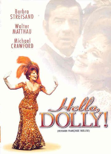 Hello Dolly DVD Image