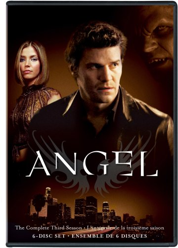 Angel S3 (Ws) DVD Image