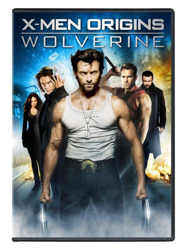 X-Men Origins: Wolverine DVD Image