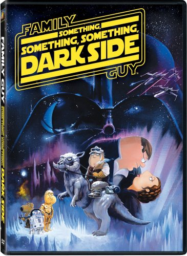 Family Guy Presents: Something Something Something Dark Side DVD Image