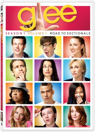 Glee, Vol. One: Road to Sectionals DVD Image