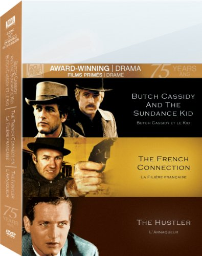 Hustler/French Connection/Butch (Ws) DVD Image