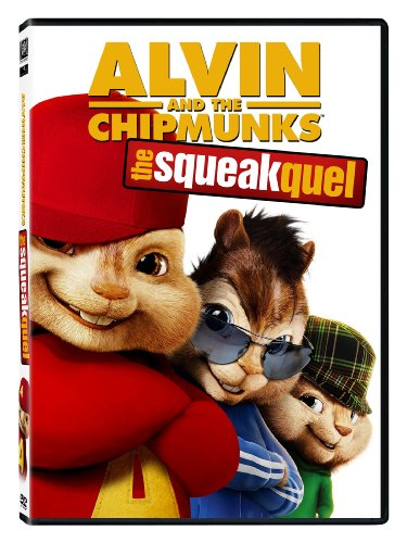 Alvin and the Chipmunks: The Squeakquel  (Single-Disc Version) DVD Image