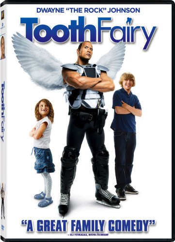 Tooth Fairy DVD Image