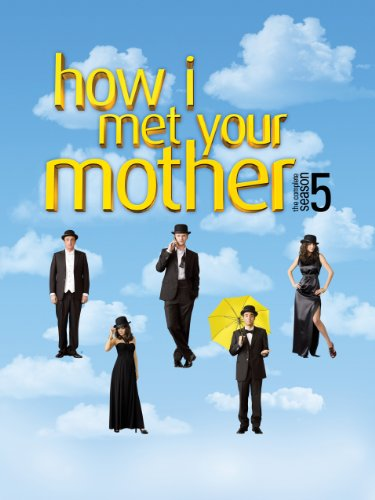 How I Met Your Mother: Season Five DVD Image