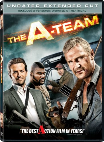 The A-Team DVD Image