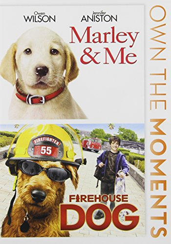 Marley & Me / Firehouse Dog Double Feature DVD Image