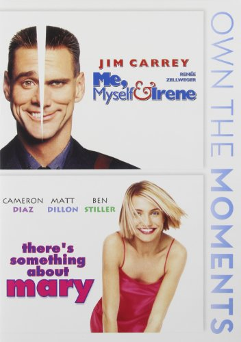 Me Myself & Irene / There's Something About Mary DVD Image