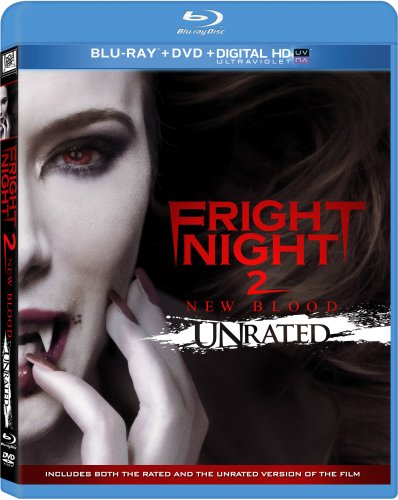 Fright Night 2: New Blood (Blu-ray Combo Pack) DVD Image