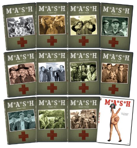 M*A*S*H: The Complete Series + Movie DVD Image