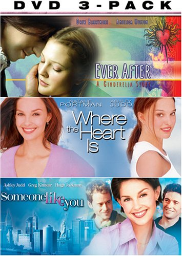 Fairytale Pack (Ever After / Where the Heart Is / Someone Like You) DVD Image