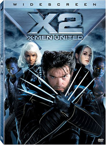 X2: X-Men United (Widescreen/ Movie-Only Edition) DVD Image
