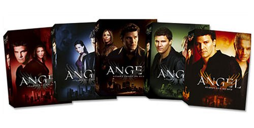 Angel: Seasons 1 - 5 (Special Edition/ Alternate UPC) DVD Image
