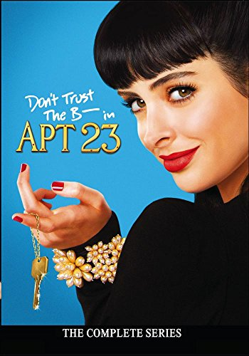 Don't Trust the B in Apt. 23 The Complete Series DVD Image