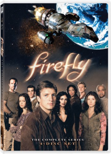 Firefly: The Complete Series DVD Image
