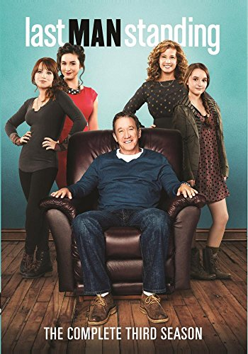 LAST MAN STANDING: THE COMPLETE THIRD SEASON DVD Image