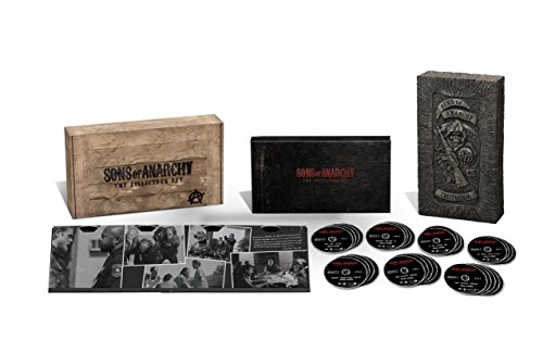 Sons of Anarchy: Seasons 1-6 DVD Image