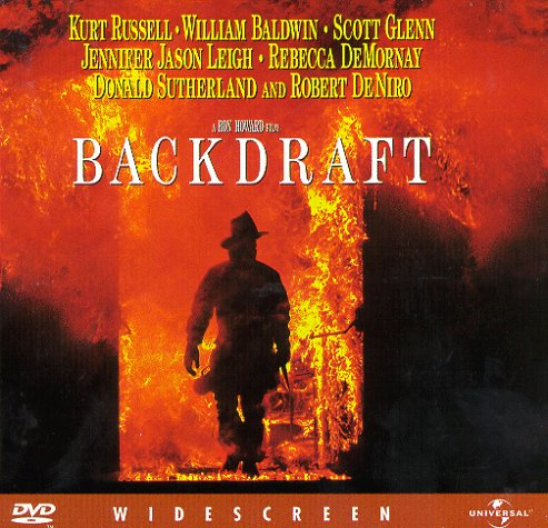 Backdraft DVD Image