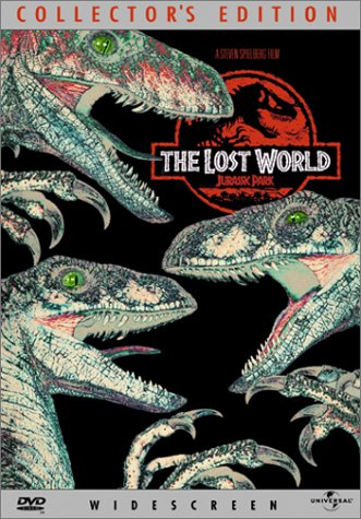 Lost World: Jurassic Park (Special Edition/ Widescreen/ Dolby Digital) DVD Image