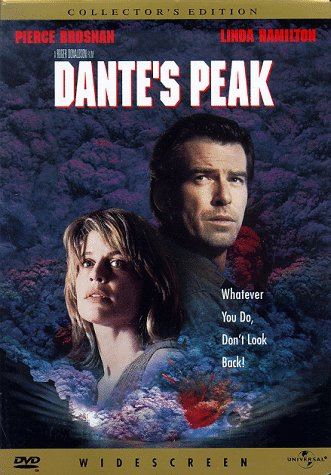 Dante's Peak (Special Edition/ Dolby Digital) DVD Image