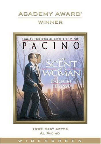 Scent Of A Woman DVD Image