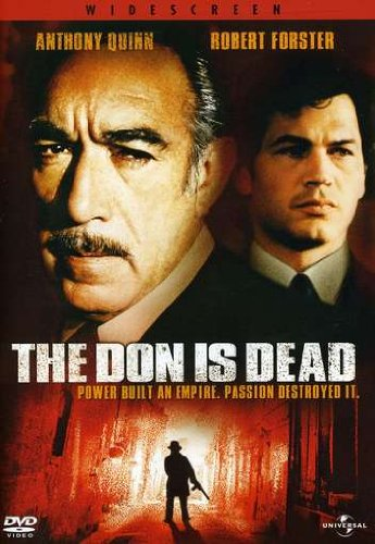 The Don Is Dead DVD Image
