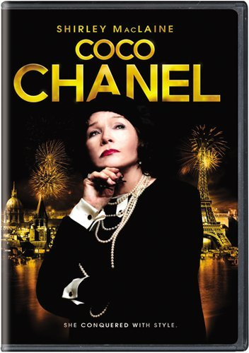 Coco Chanel DVD Image