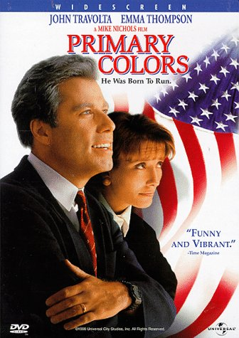 Primary Colors DVD Image