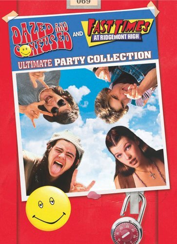 Ultimate Party Collection: Dazed And Confused (Flashback Edition) / Fast Times At Ridgemont High (Widescreen) (w/ Movie Money) DVD Image