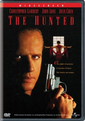 The Hunted DVD Image