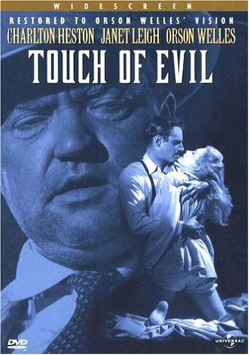 Touch of Evil (Restored to Orson Welles' Vision) DVD Image