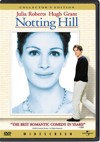 Notting Hill (Collector's Edition) DVD Image