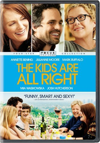 The Kids Are All Right DVD Image