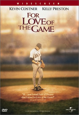 For Love Of The Game DVD Image
