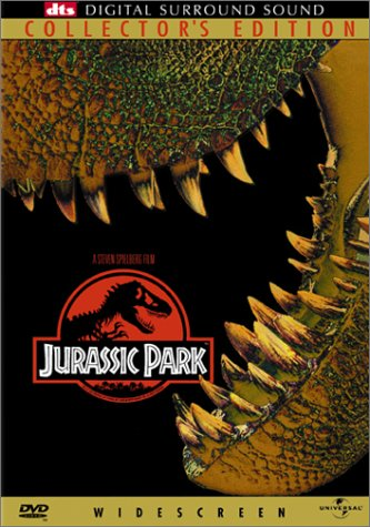 Jurassic Park (Special Edition/ DTS) DVD Image
