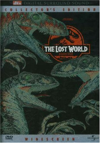 Lost World: Jurassic Park (Special Edition/ DTS) DVD Image