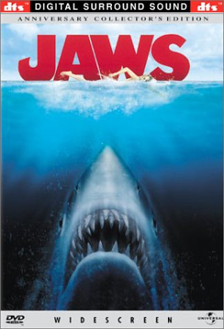 Jaws (25th Anniversary Widescreen Collector's Edition) - DTS DVD Image